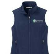 Port Authority Ladies Core Soft Shell Vest